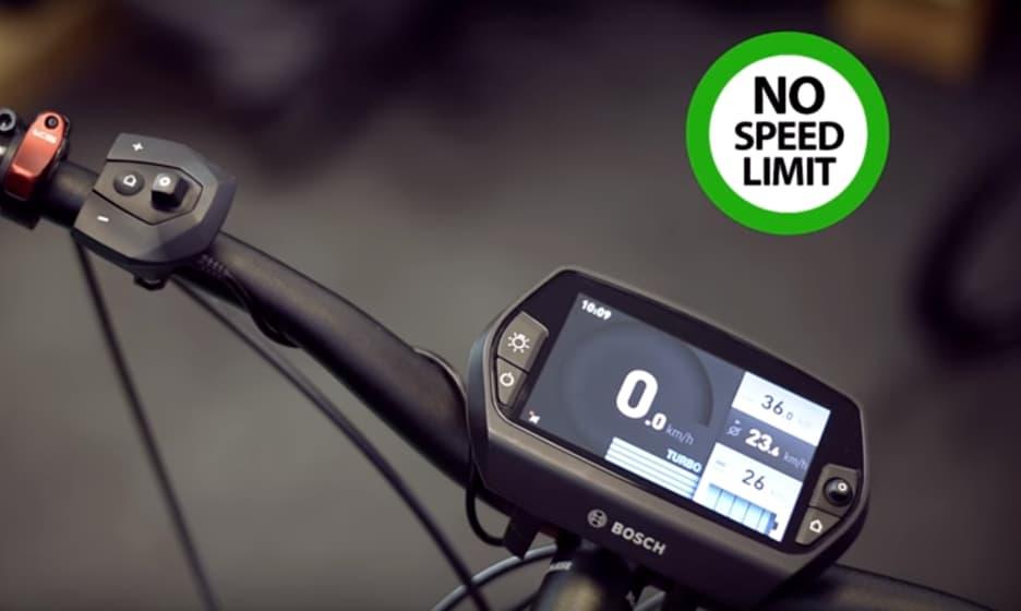 Como deslimitar bicicleta electrica
