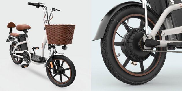 bici barata HIMO C16