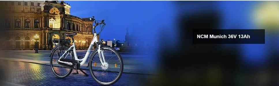 NCM MUNICH bike city