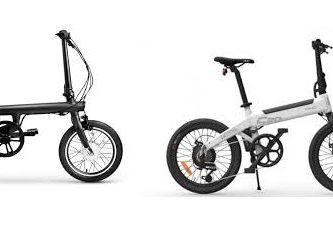 comparador xiami himo y QiCYCLE EF1