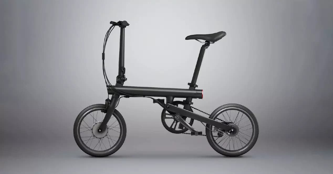 bicicleta eléctrica xiaomi