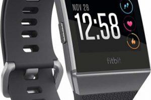 Fitbit ionic precio