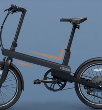 bici Qicycle Electric Power