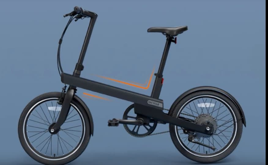 bici Qicycle Electric Power