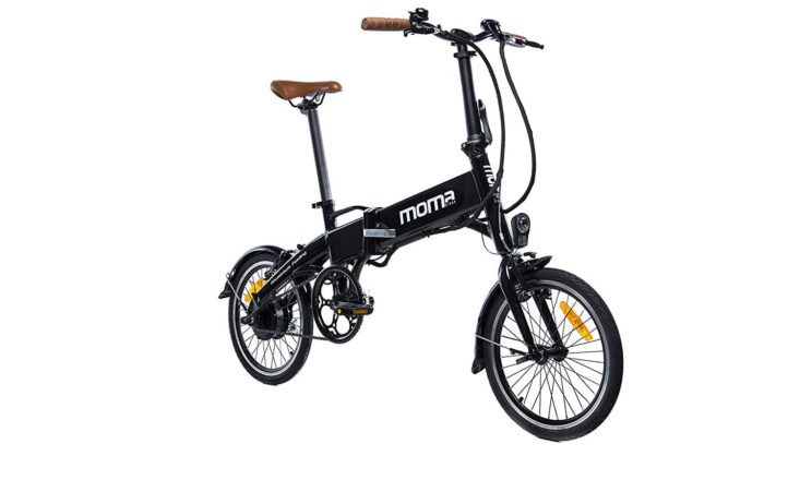 moma bikes bicicleta electrica plegable
