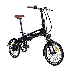 precio bici plegable moma