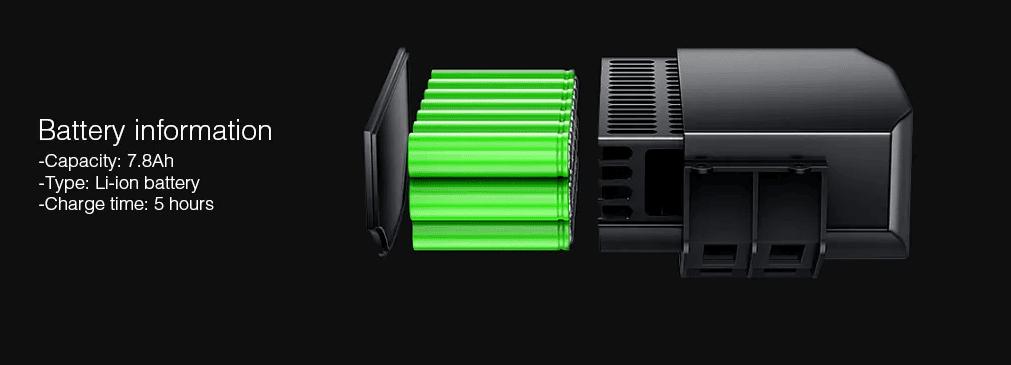 bateria 7.8Ah