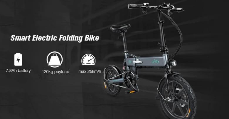 FIIDO D2 Opinion bicicleta eléctrica plegable