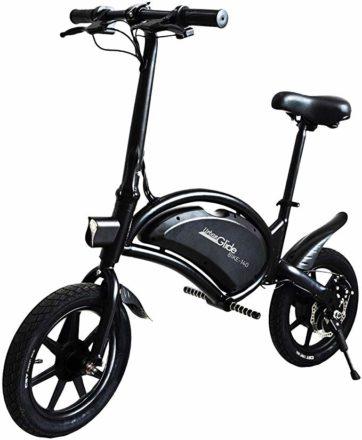 Así es la Urban Glide E-Bike 140