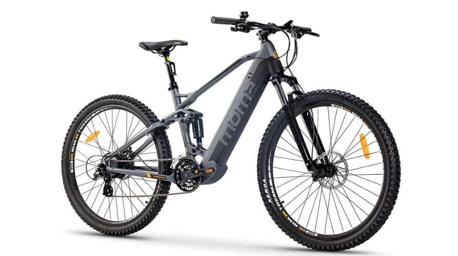 Opinión Moma bikes MTB 29