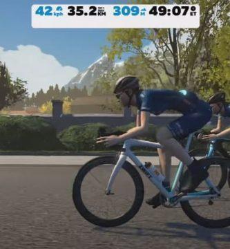 Pro Triathlete Race