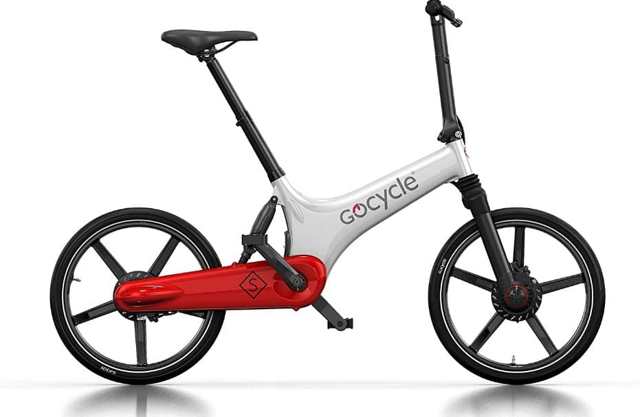 Gocycle GS plegable