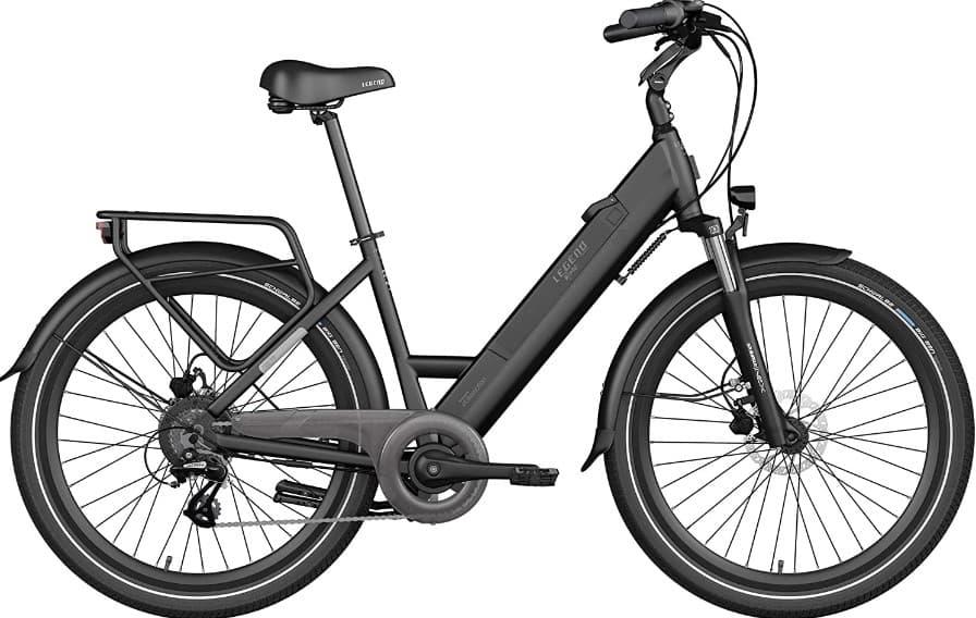 Bicicleta eléctrica legend Milano 36V Bici Eléctrica Unisex Adulto