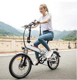 Speedrid bici electrica 20