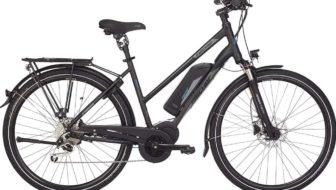 Fischer ETD - Bicicleta eléctrica para Mujer