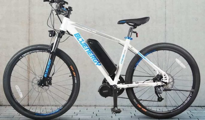 kit bici electrica Decathlon