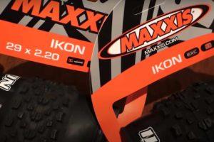 cubierta maxxis ikon