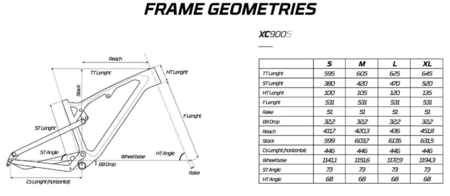 Rockrider XC900S