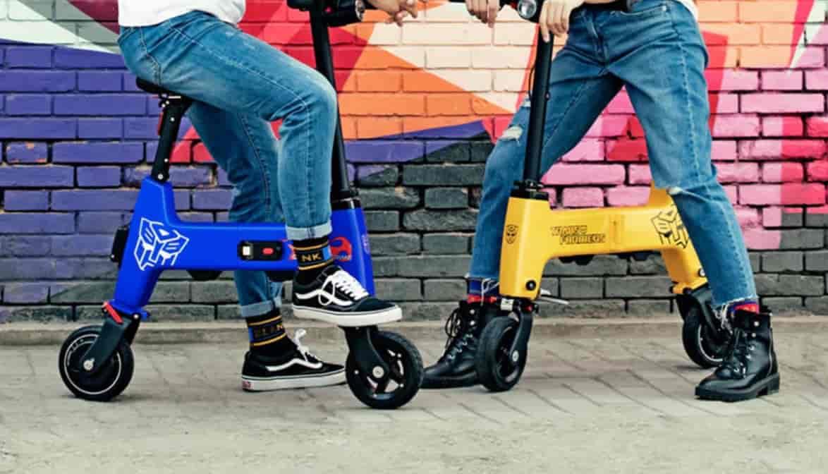 HiMo H1 la nueva bicicleta de Xiaomi