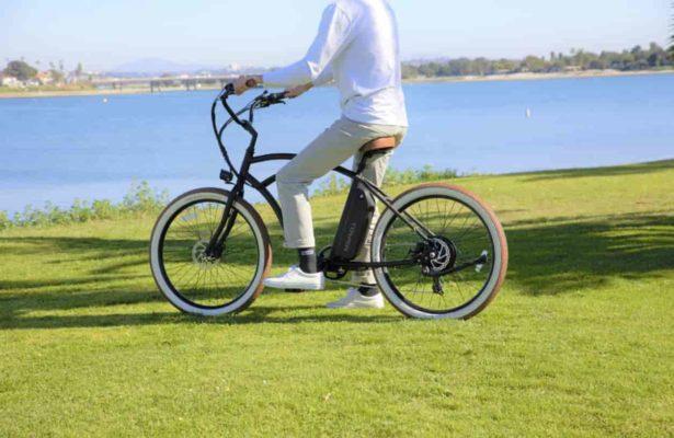 Bicicleta electrica segunda mano