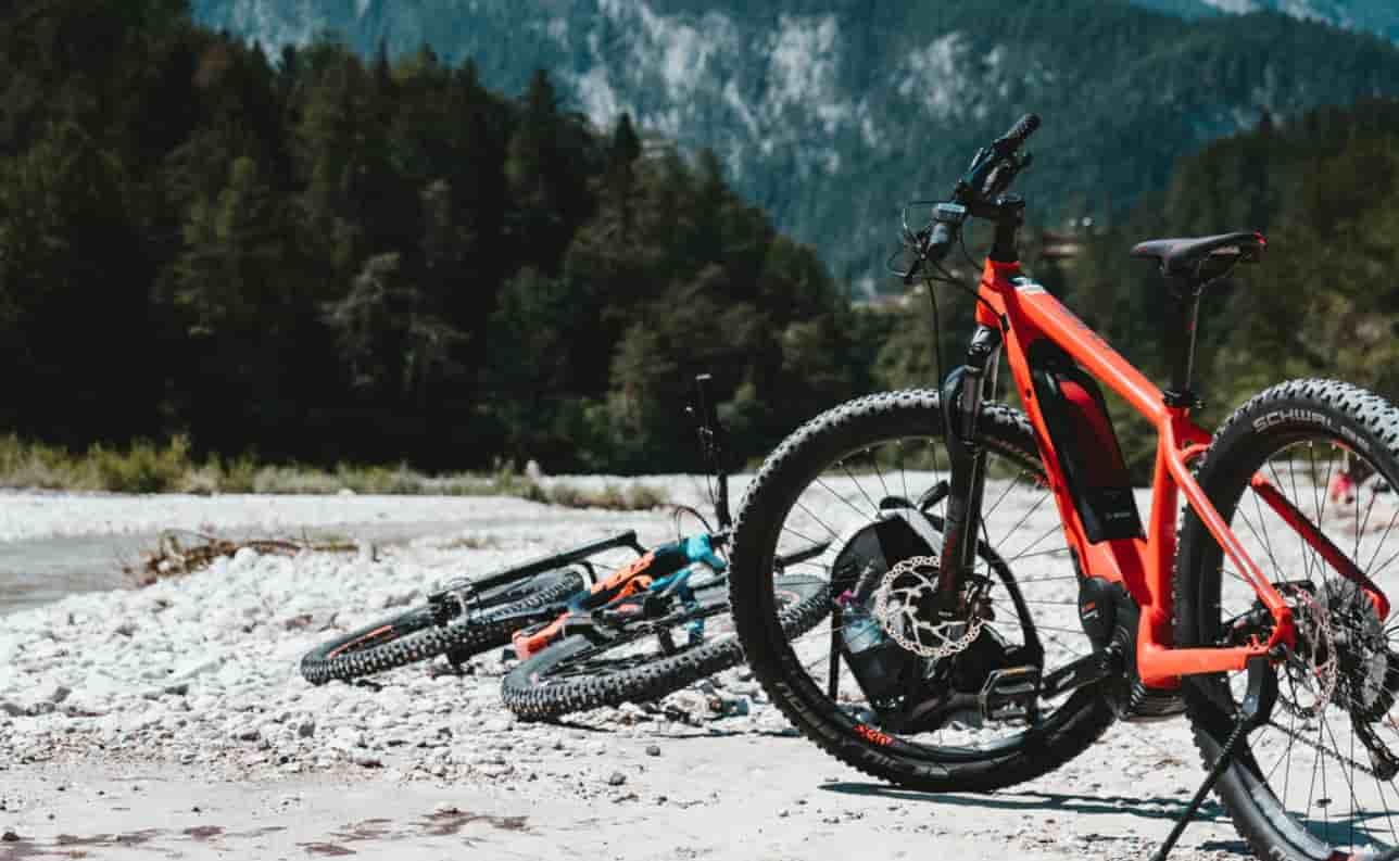 Bicicleta electrica de segunda mano
