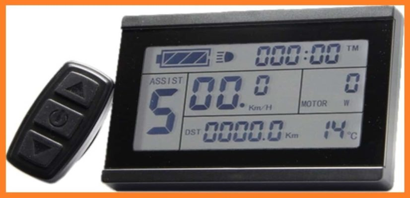 LCD DISPLAY EBIKE