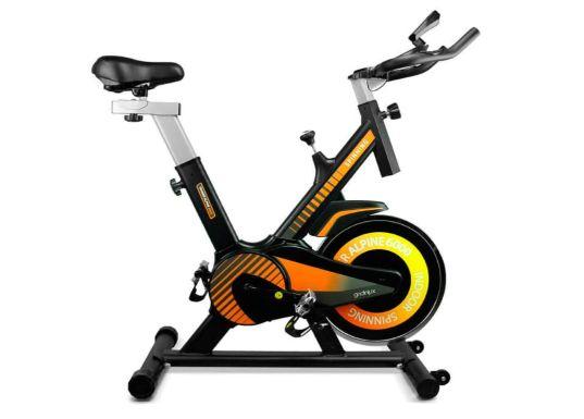 6.Gridinlux. Trainer Alpine 6000. Bicicleta estática Ciclo Indoor.