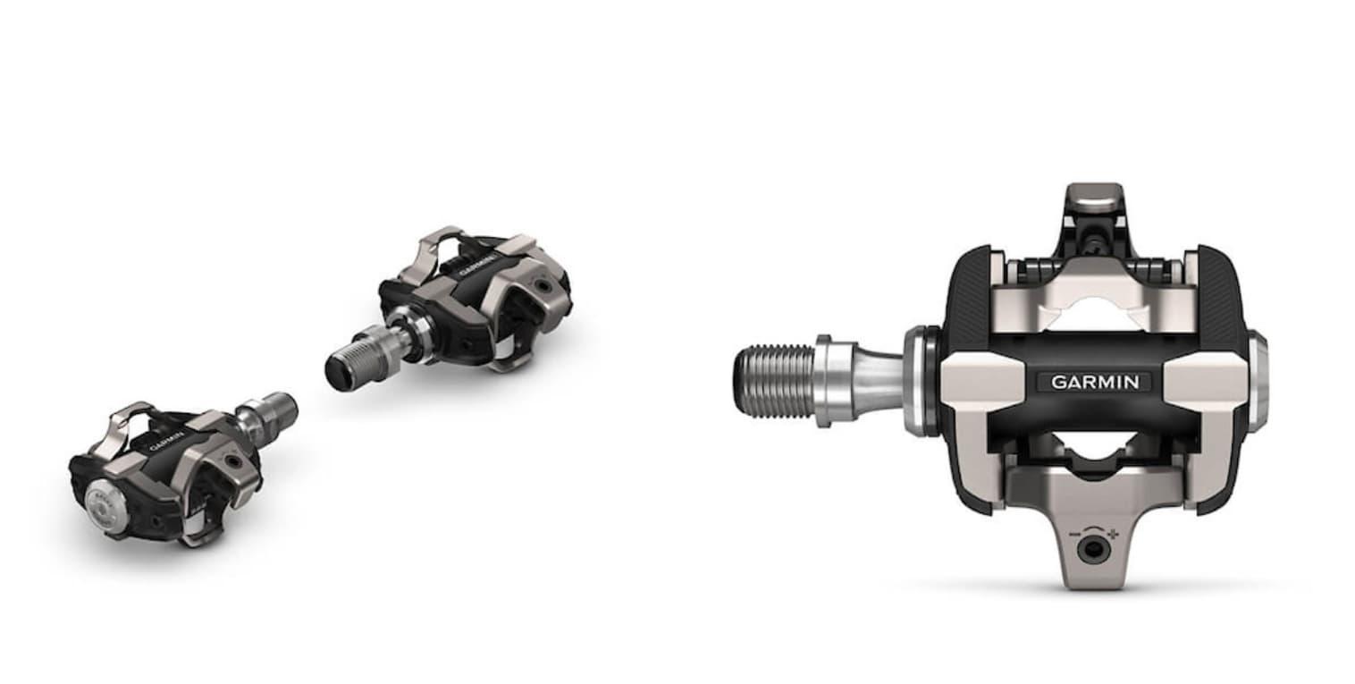 Garmin anuncia los pedales medidores de potencia para Rally XC