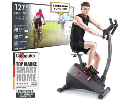 1. bicicleta de spinning Sportstech esx500
