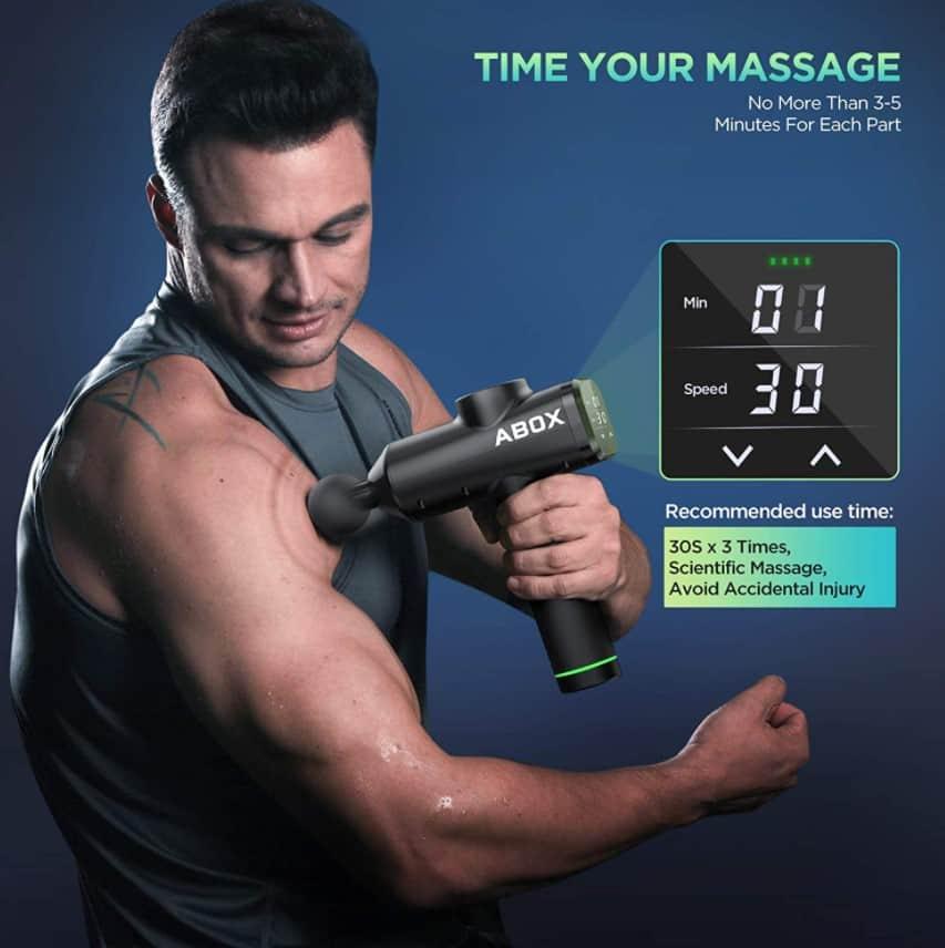 mejor-pistola-de-masaje-en-cuello