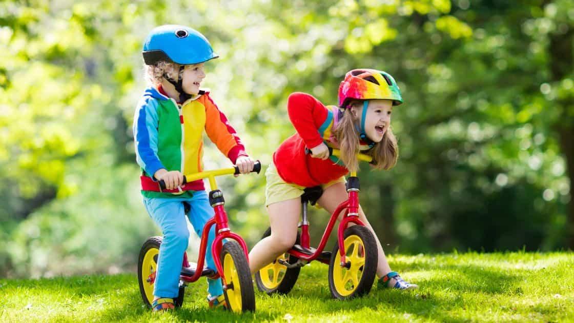 bicis para niños
