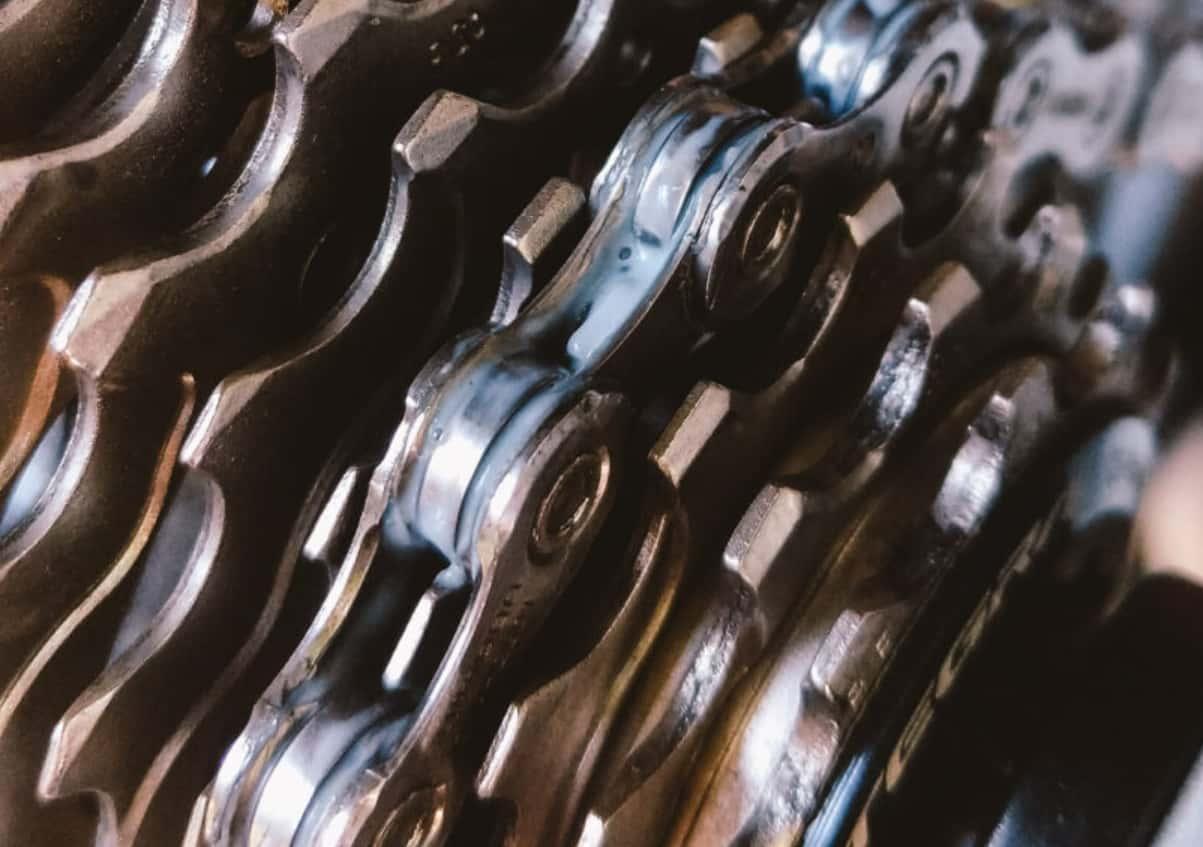 lubricante de cadena de bicicleta