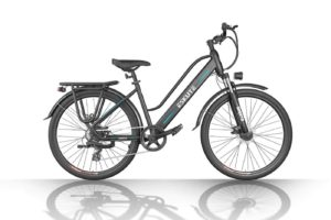 ESKUTE Bicicleta Eléctrica Wayfarer 28 La Bicicleta eléctrica urbana por menos de 1000€
