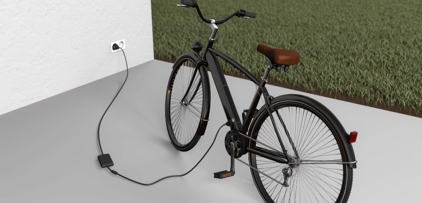 que baterías llevan las bicicletas eléctricas