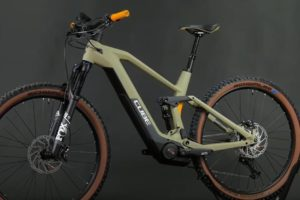 Cube Stereo Hybrid 140: Bici ganadora en nuestra test