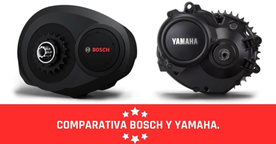 Bosch vs Yamaha