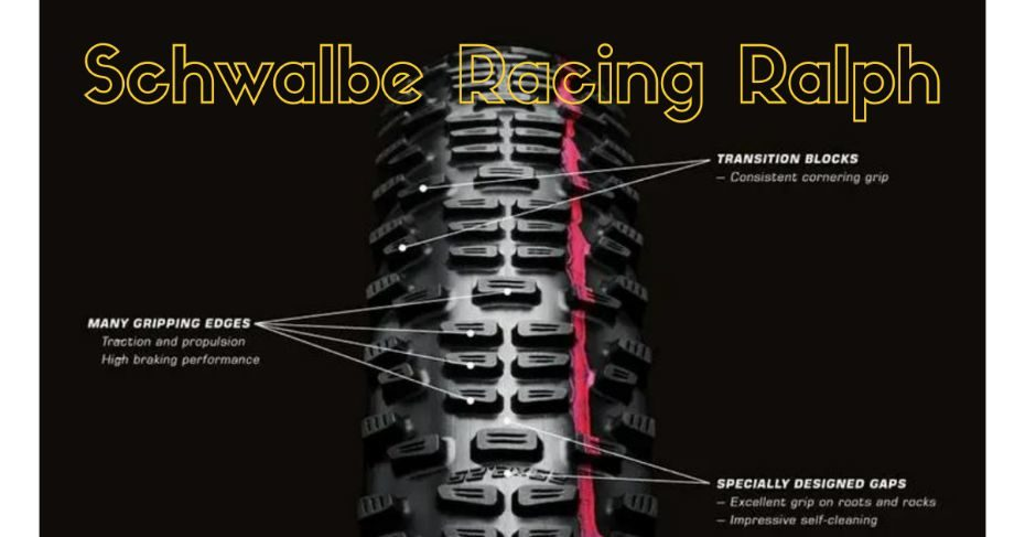 Neumático trasero Schwalbe Racing Ralph